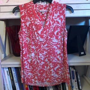 Banana Republic small pink blouse